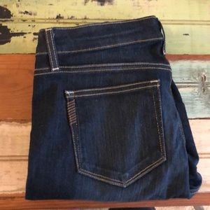 PAIGE Peg Skinny Jeans - Size 30